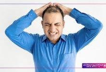 تصویر از علت ریزش موی شدید و ناگهانی چیست ؟