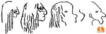 ریزش مو در طول تاریخ